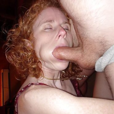 Granny Hardcore dick in her mouth