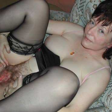 Hot Hairy Granny Hardcore