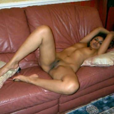 Indian Babes nude on couch