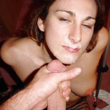 Nasty Amateur swallow